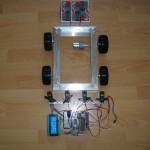 4 WD Bot Teile